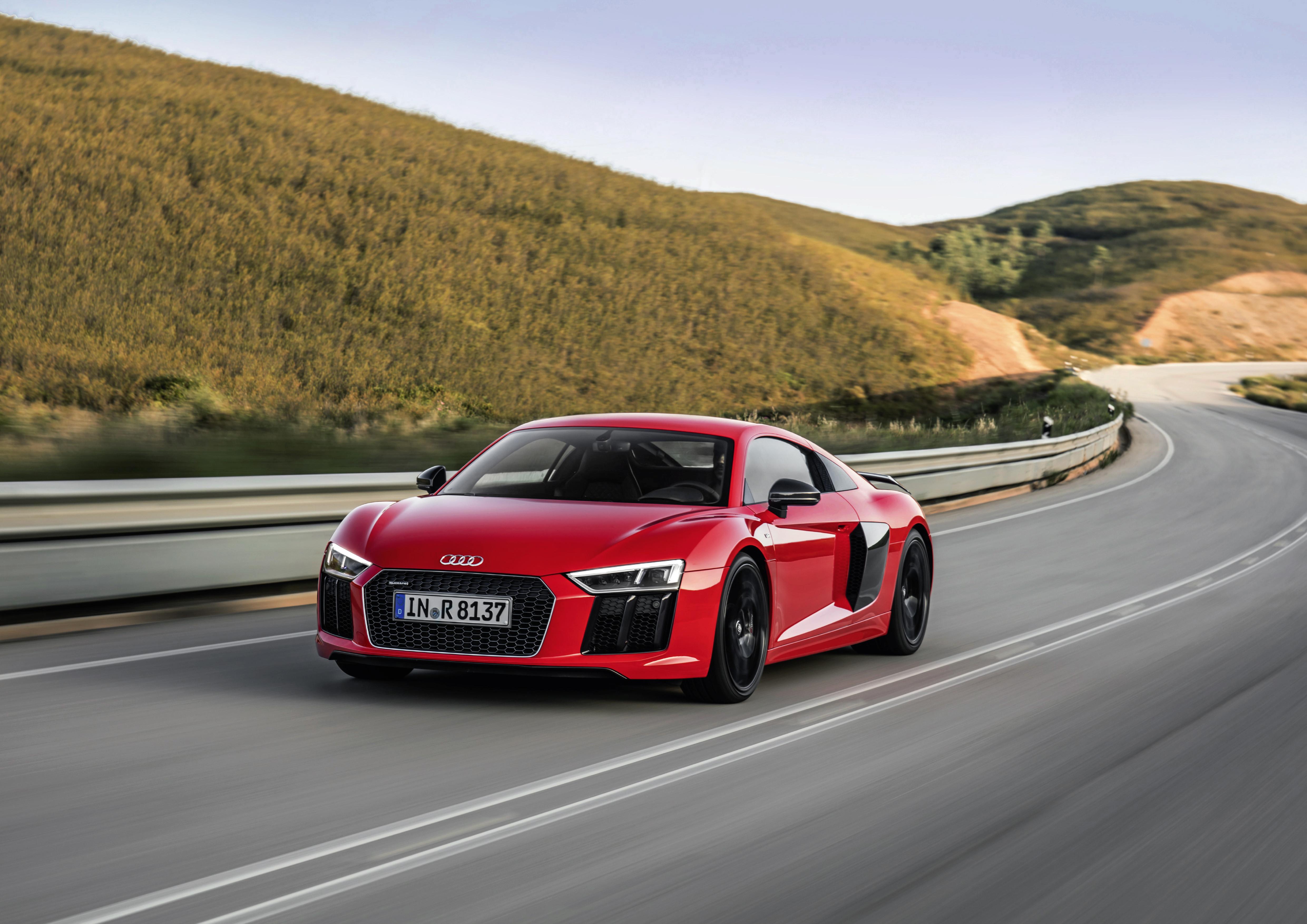 Audi R8 – testy i recenzje zdjęcia opinie dane techniczne