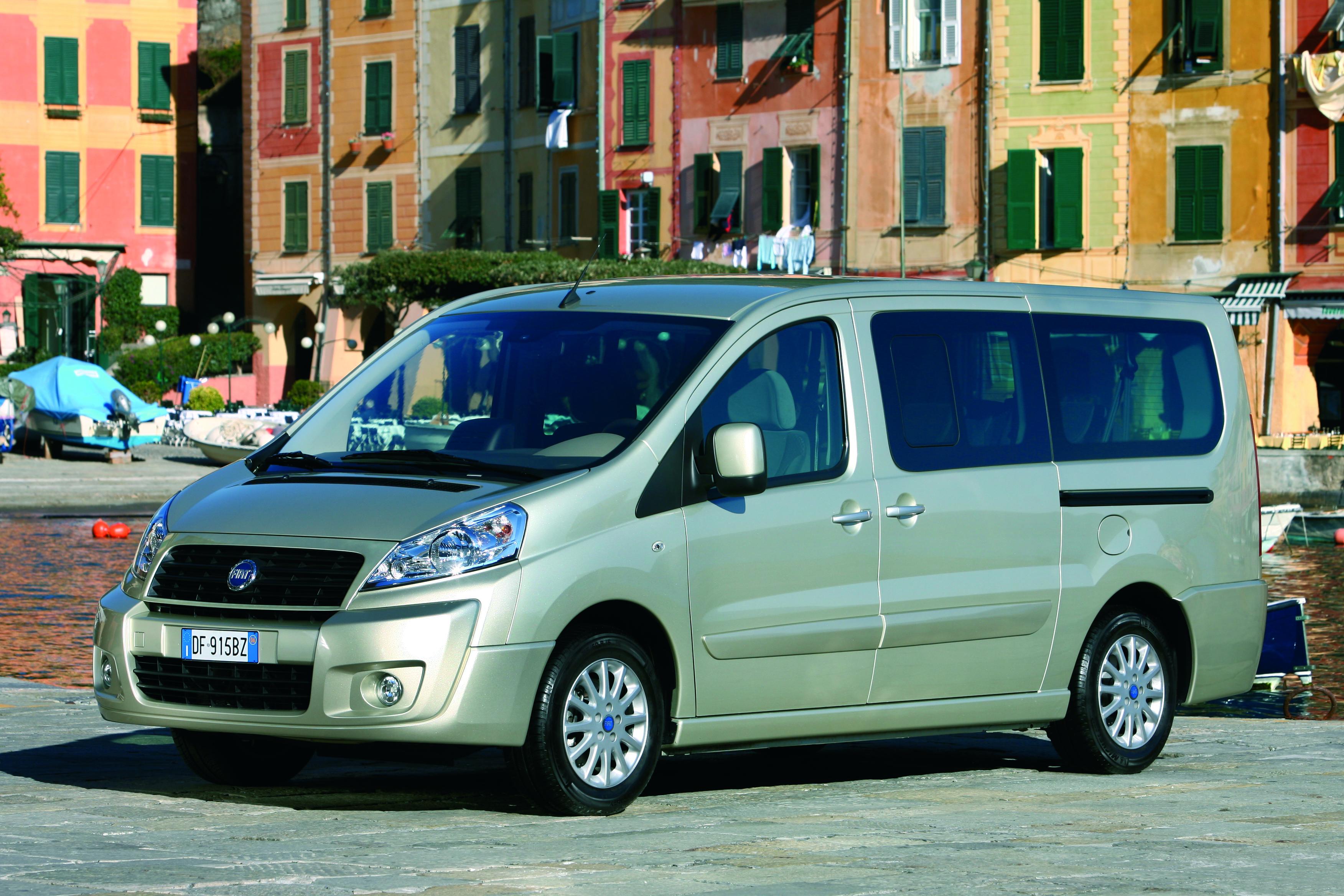 Poważnie Fiat Scudo II Dostawczy - recenzje i testy, opinie, zdjęcia i dane XU81