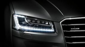 Nowe limuzyny dla BOR to Audi A8 L