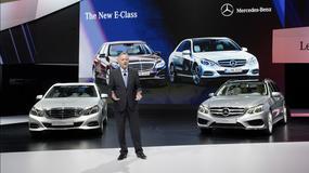 Genewskie nowości Mercedes-Benz