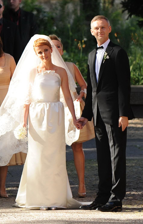7f6444fdd2 Najpiękniejsza suknia ślubna w polskim show-biznesie - głosuj! - Ślub