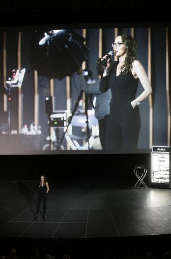 Publici se obratila i Jelena Isaković, glavna urednica Medija centra za ženske sadržaje Ringier Axel Springer Serbia