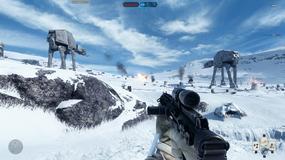 Star Wars: Battlefront - kolejna porcja screenów z testów alfa