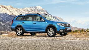 """Dacia Logan MCV Stepway - """"terenowe"""" kombi"""