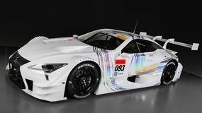 Lexus LC GT500 zastąpi RC F w wyścigach Super GT