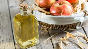 Ocet jabłkowy - wielofunkyjny kosmetyk na skórne dolegliwości