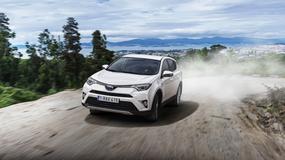 Toyota RAV4 Hybrid – pierwsza jazda