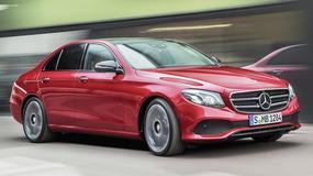 Nowy Mercedes Klasy E – pierwsze ceny