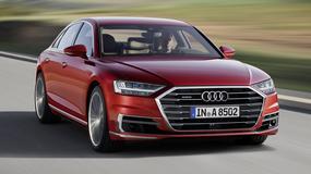 Nowe Audi A8 - wyższy poziom luksusu