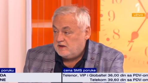 profesor dr Aleksandar Milošević