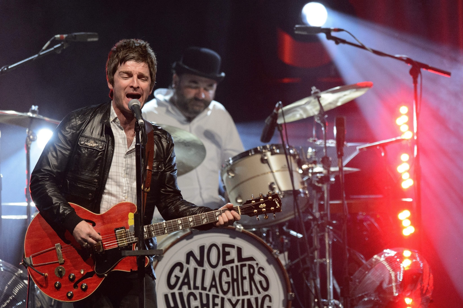 Noel Gallagher na 46th Montreux Jazz Festival