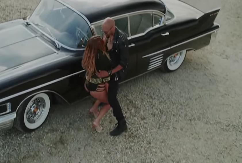 Ana Nikolić  i Tristan Templ u spotu