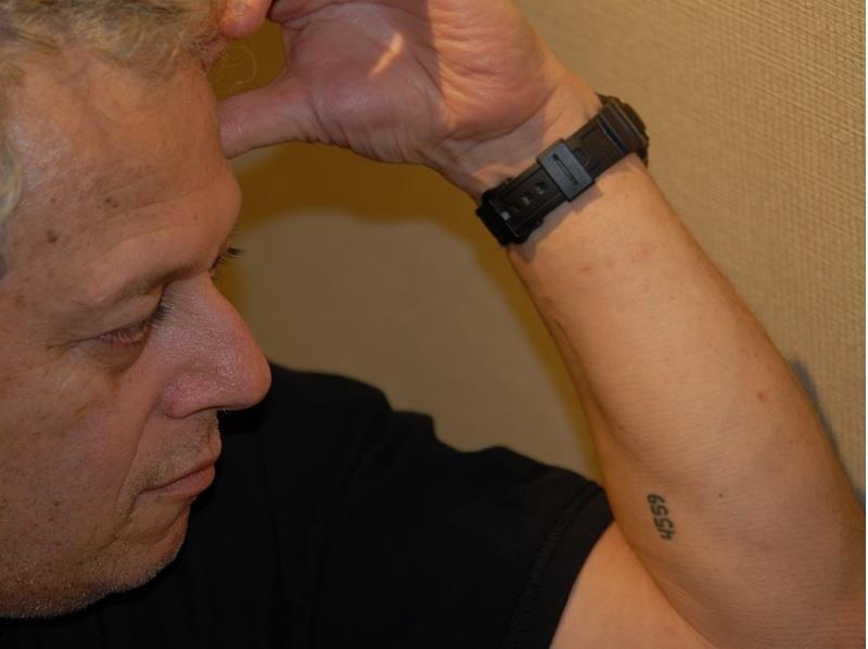 Numery Obozowe Tatuaże Z Numerami Obozowymi świat