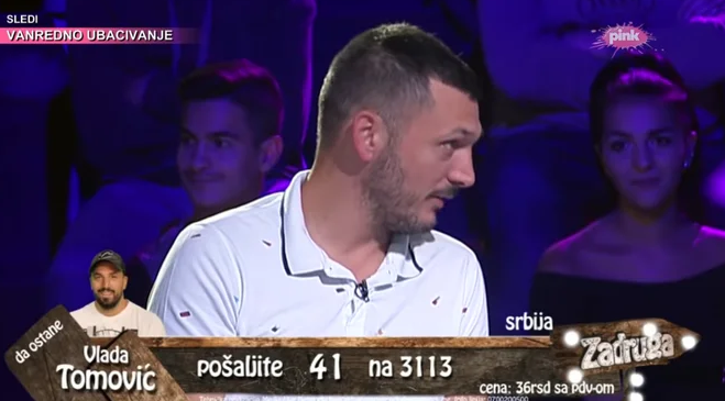 BRAT Vladimira Tomovića progovorio o Stanijinom ULASKU u Zadrugu: 'Ne poriče da mu je bivša!'