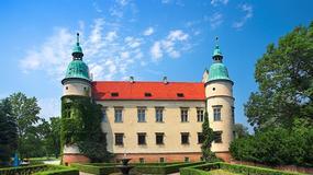 Baranów Sandomierski - zamek Leszczyńskich