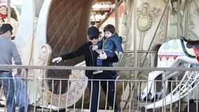 Shakira zabrała syna do parku rozrywki