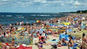 Najlepsze plaże Polski 2010