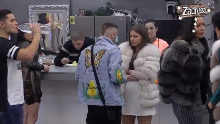 Dragana Mitar i Nenad Aleksić Ša