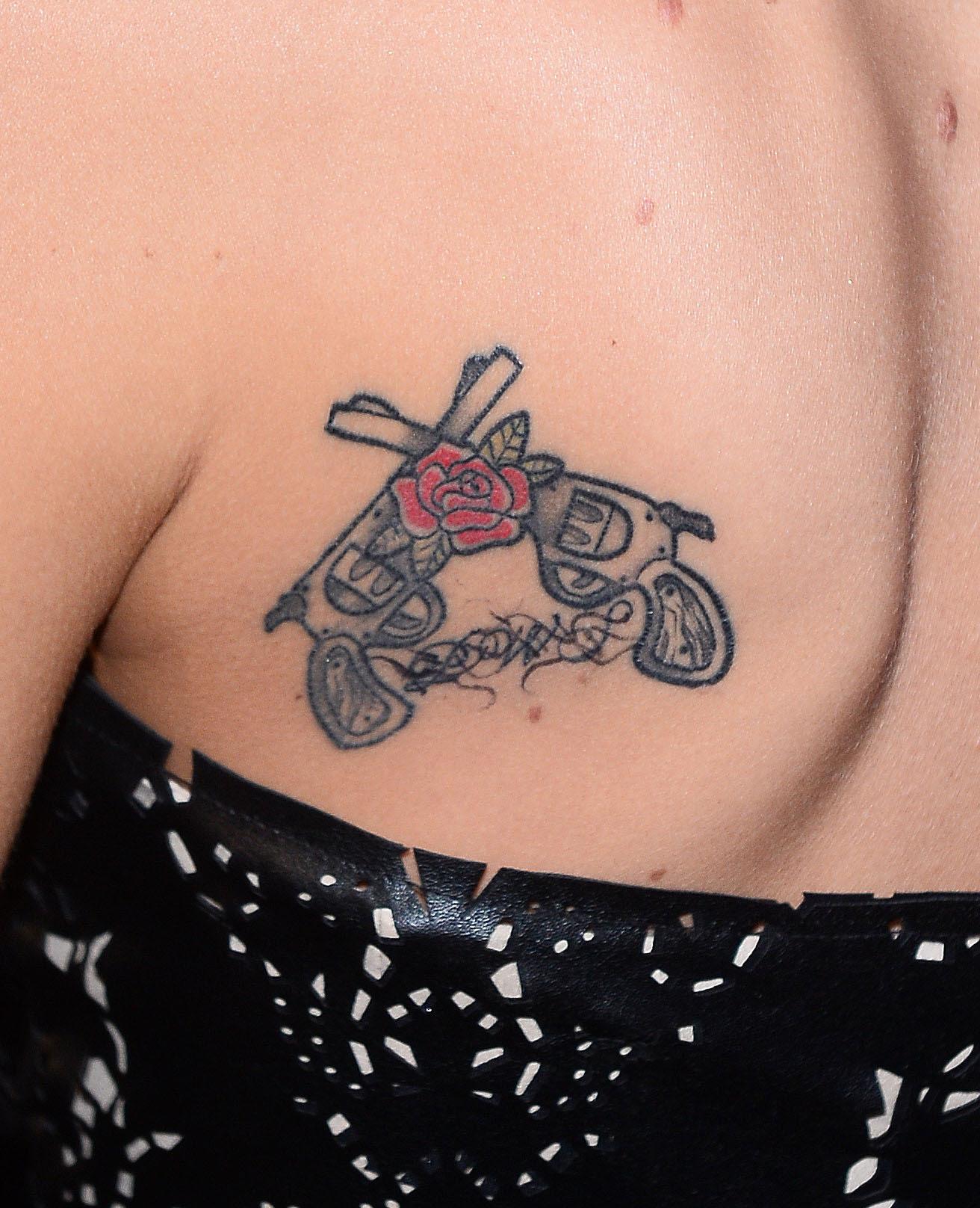 Tatuaż Trwalszy Niż Miłość Gwiazdy Które Uwieczniły