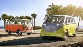 Genewa 2017: europejska premiera Volkswagena I.D. Buzz