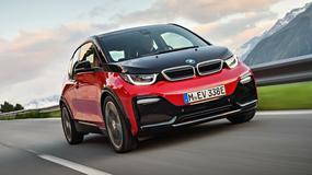 """BMW i3S – elektryczny """"hot hatch"""" nadjeżdża!"""
