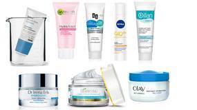 Kremy do twarzy i serum, które zregenerują skórę po lecie