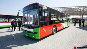 Ursus dostarczy elektryczne autobusy dla Warszawy