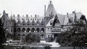 Sokołowsko - dawne sanatorium Grunwald podnosi się z ruin