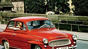 Škoda Octavia świętuje 50. urodziny