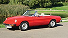 Alfa Romeo Spider - Niezłomny sportowiec