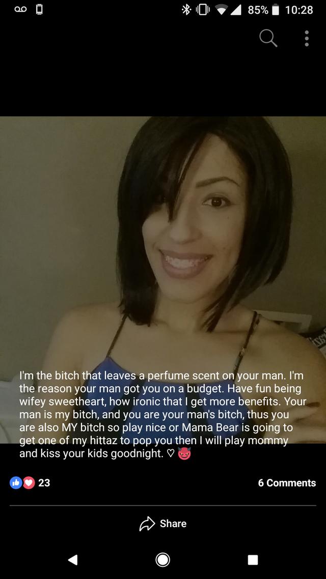 Ljubavnica na Fejsbuku