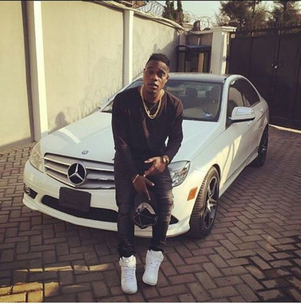 L A X Pop act buys his 1st car worth N8m - Pulse Nigeria