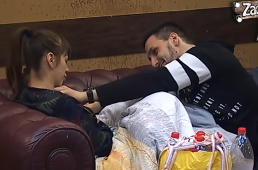 Miljana Kulić i Zola