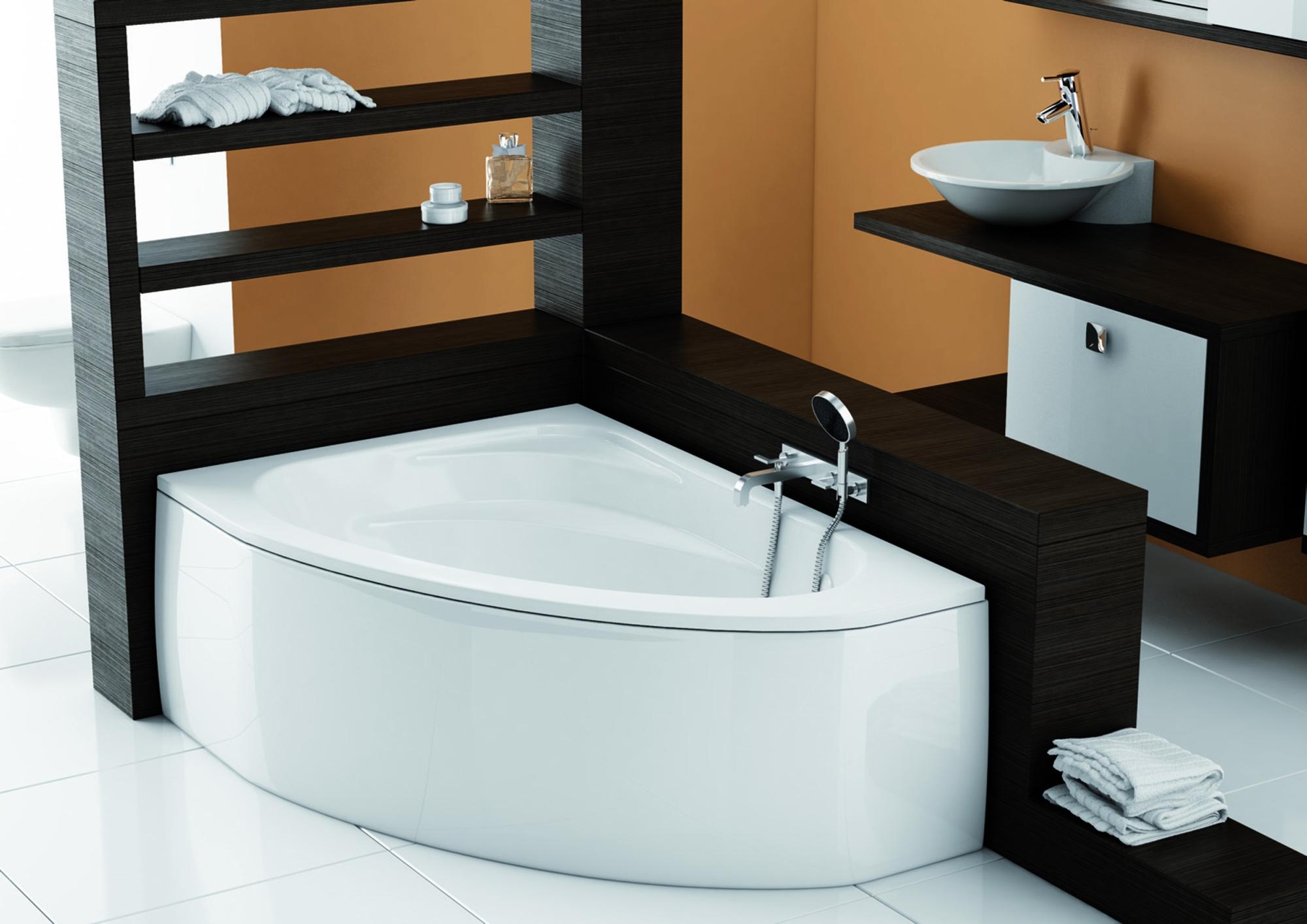 Wanny Idealne Do Małych łazienek Dom