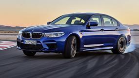 Zaskakujące. 4 superauta mniej dynamiczne od BMW M5