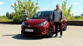 Czytelnicy testują Toyotę Yaris 1.5 po liftingu