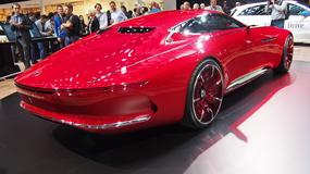 Mercedes-Maybach Vision 6 - skrajny luksus (Targi Paryż 2016)