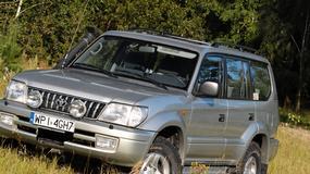 Toyota Land Cruiser 90 - Przyjaciel podróżnika