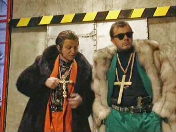 Dragan Bjelogrlić i Nikola Kojo u filmu
