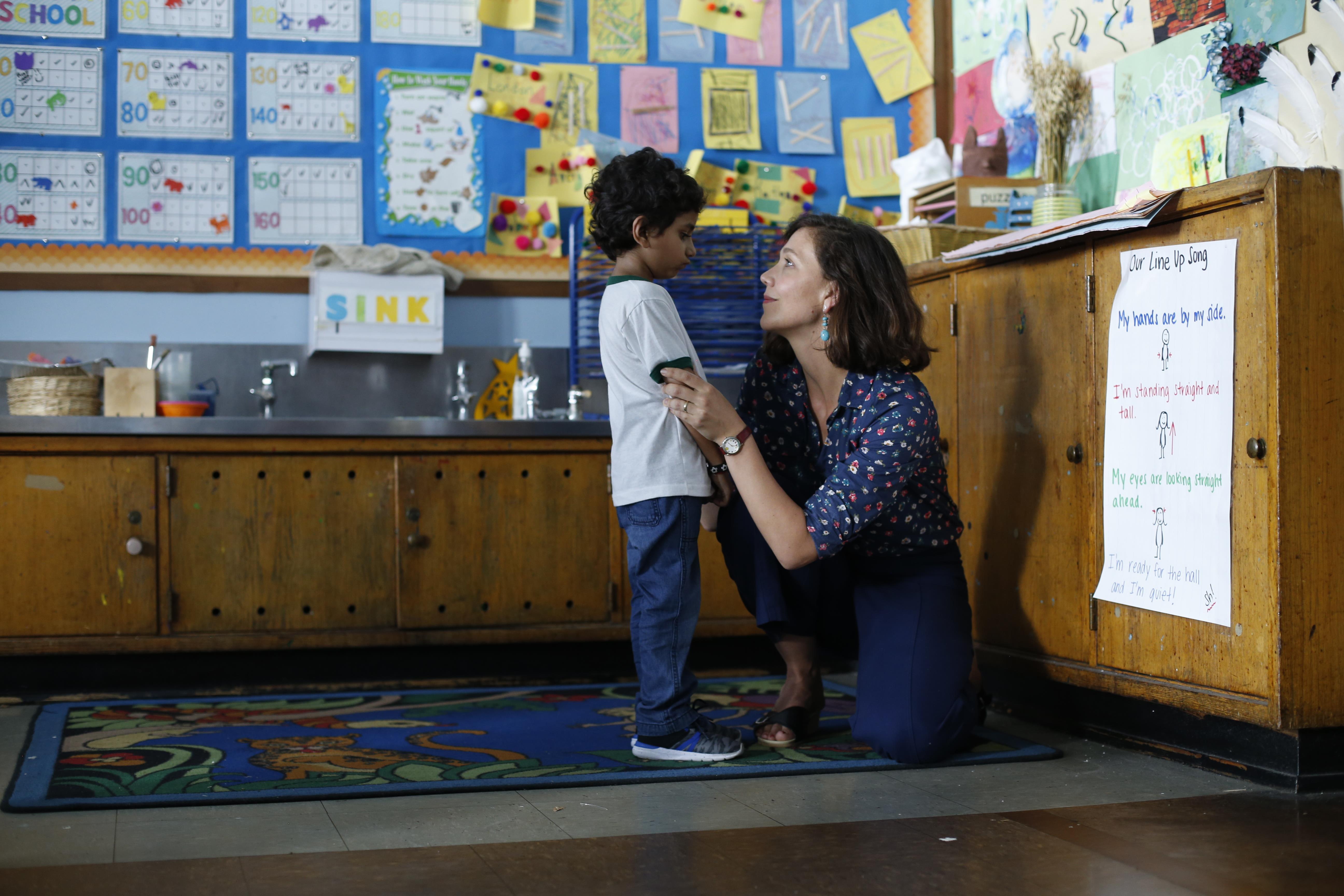 Maggie Gyllenhaal Czyli Mroczny Sekret Przedszkolanki