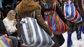 Brzydota w modzie, czyli najdziwniejsze trendy z wybiegów