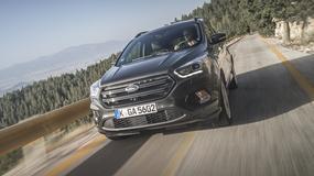 Ford Kuga po liftingu - znamy ceny w Polsce