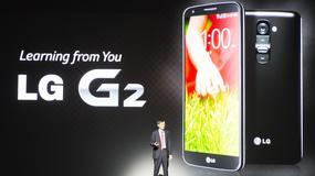 LG G2 - smartfon klasy premium