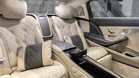 Odnowiony Mercedes klasy S – czas na rzędówki
