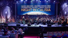"""Koncert """"Night in Calisia"""" Randy'ego Breckera, Włodzimierza Pawlika i Adama Klocka"""