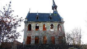 Posada koło Bogatyni - szkoła horroru