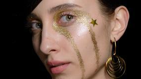 Metaliczny makijaż na wyjątkowe okazje