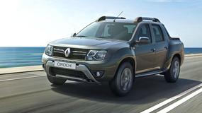 Renault Oroch – globalny Duster pikap