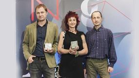 Wręczenie nagród 12. edycji Nagrody Literackiej GDYNIA