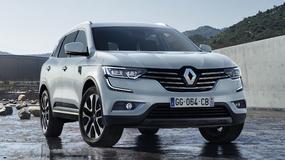Renault Koleos: duży SUV za 111 tys. zł